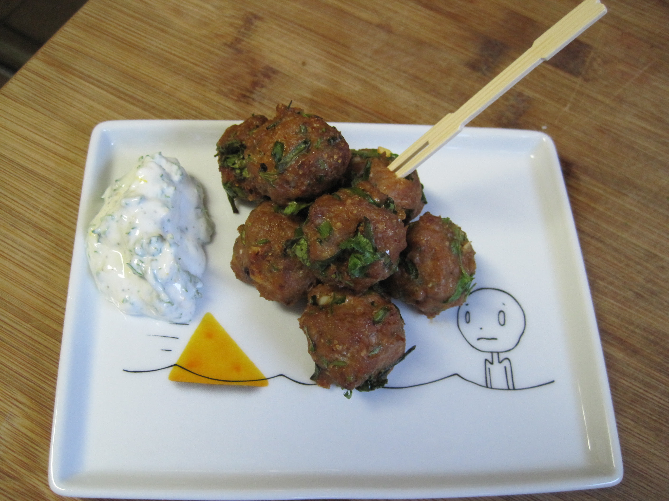 dukan diet recipe Moroccan Beef Skewers and Turkey Meatballs