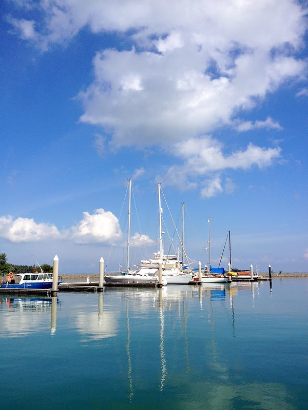 Montigo Resort Nongsa Batam is within easy reach of a private marina
