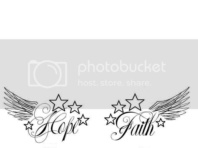 Love And Faith Tattoos Love Wallpapers