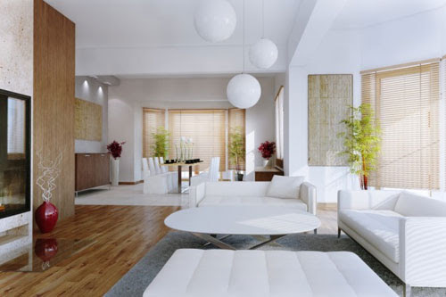 Incredible Living Room Interior Design Ideas - 50 Examples