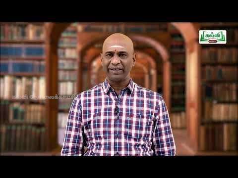 வகுப்பு 10 தமிழ் 8 அறம் தத்துவம் சிந்தனை கற்கண்டு அலகிடுதல் பகுதி 2 Kalvi TV