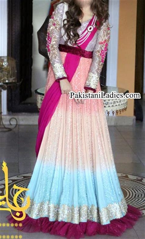10 New Style of Frocks Latest Front Open Shirts Gown Designs