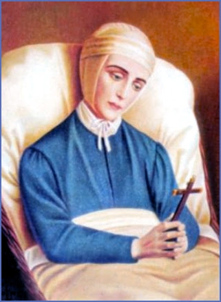 BLESSED ANNE CATHERINE
