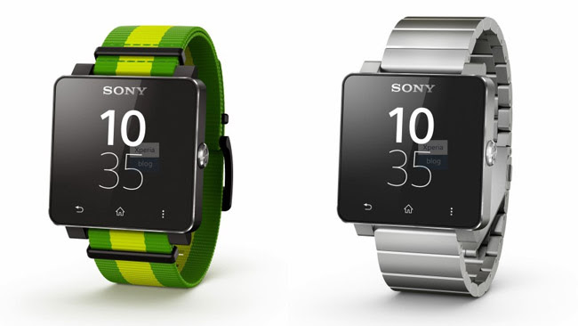 Sony SmartWatch 2 FIFA and Silver metal editions coming soon