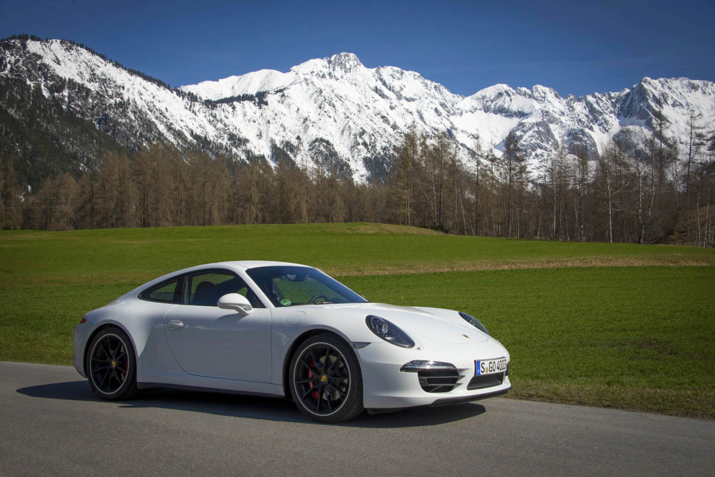 2015 Porsche 911 Carrera 4s Review Autoweb