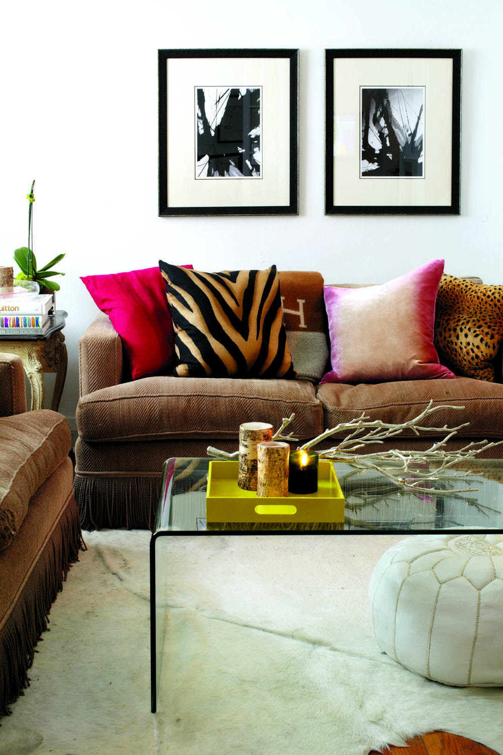 How to decorate a small living space - Chatelaine