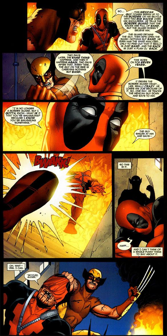 Wolverine Origins #23