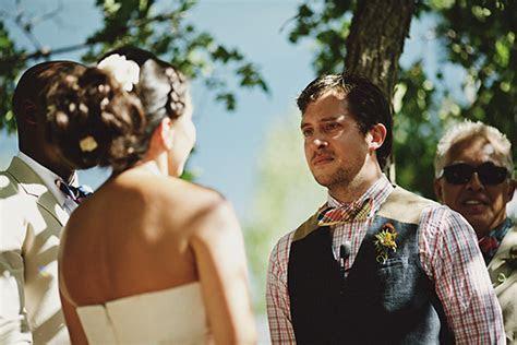 plaid wedding shirt   Once Wed