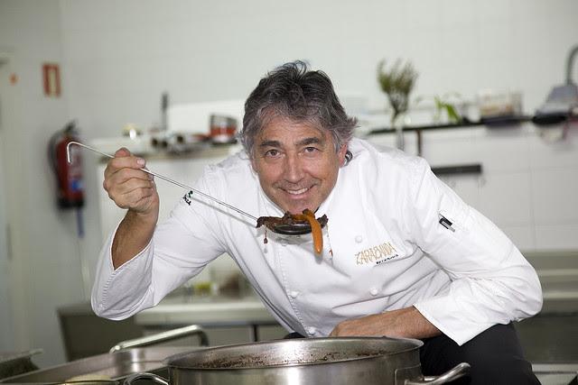 Jesús Ramiro Restaurante Ramiro´s. Valladolid