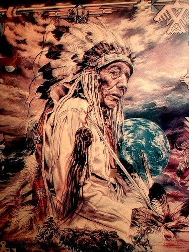Los Orígenes según los Cheyennes (Norte de América) | Origen del Mundo a través de los Mitos | Scoop.it