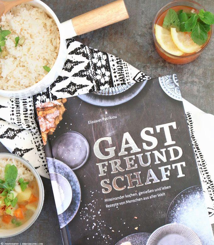 Gastfreundschaft Kochbuch miteinander kochen curry