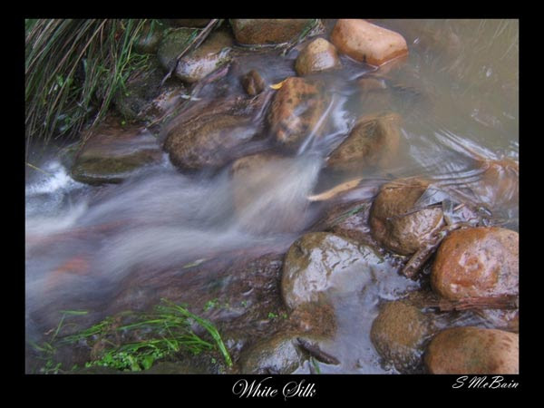 Cara membuat foto air Selembut sutera