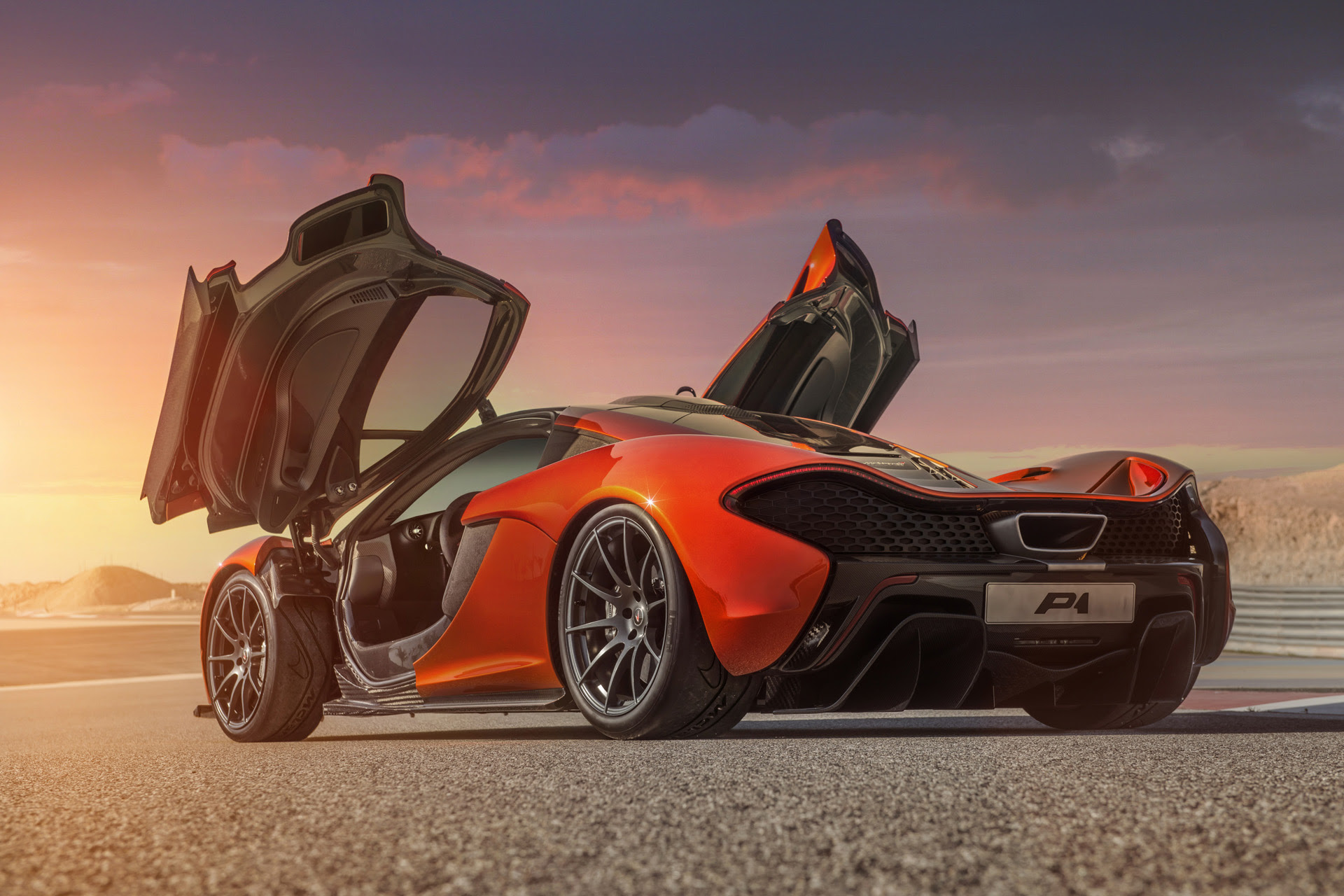 New McLaren P1 High Res Images Released  ForceGT.com