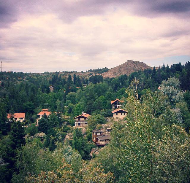 Vivir en la montaña