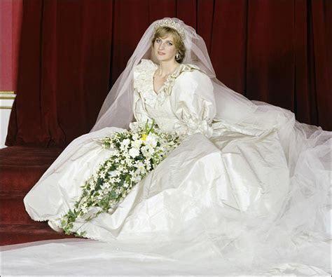 Princess Diana's Wedding Dress   The Original & The Inspired