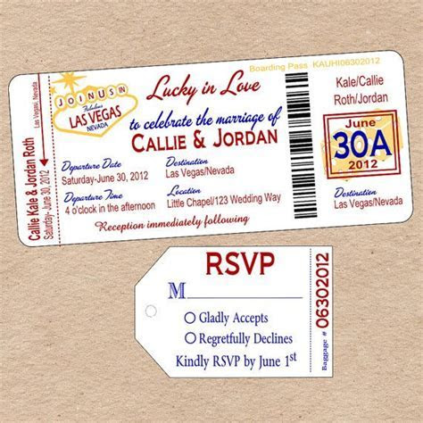 1000  images about Invitations on Pinterest   Las vegas