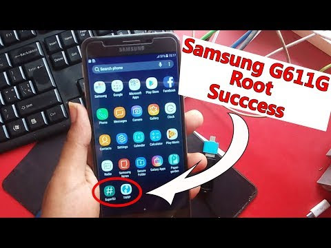 How To Root Samsung g611f Easy Download
