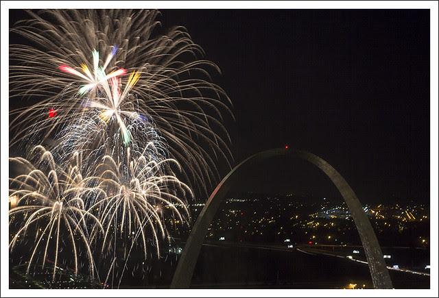 Fireworks From Kemoll's 1