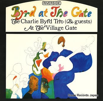 BYRD, CHARLIE byrd at the gate