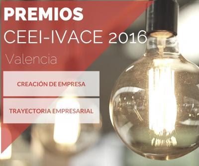 Premios CEEI-IVACE 2016