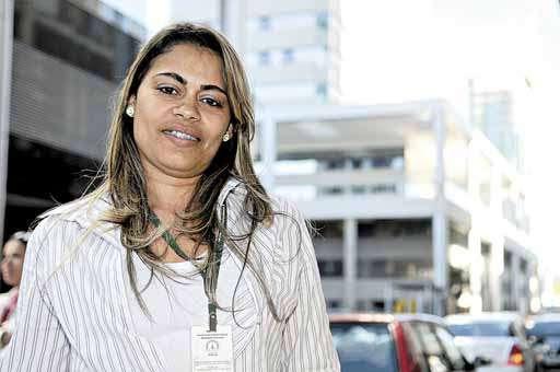 ' Para mim, seria muita contramão. Mesmo com os transtornos, prefiro Brasília'  (Bruno Peres/CB/D.A Press)