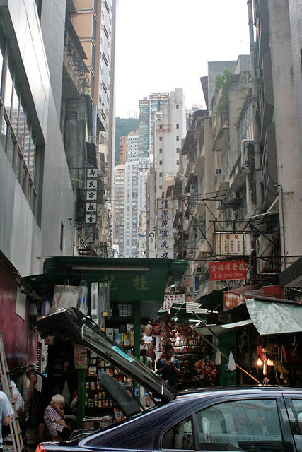 Easy to see where Bladerunner got its inspiration from