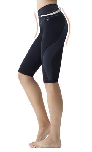 Marie Claire Benefit - Legging Deportivo Adelgazante