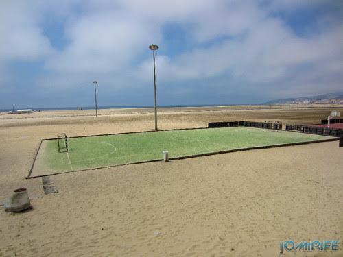 Campos de praia da Figueira da Foz / Buarcos #4 - Futebol em relvado sintético (1) [en] Game fields on the beach of Figueira da Foz / Buarcos - Football on synthetic grass
