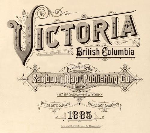 Victoria, British Columbia (Canada) 1885