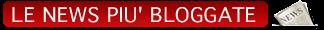 Le 5 news maggiormente bloggate