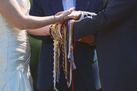 25  best ideas about Handfasting on Pinterest   Wiccan