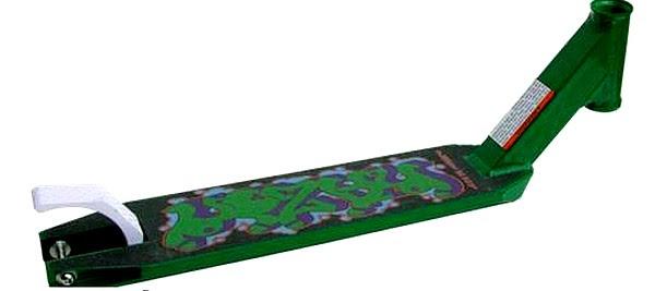 trottinette Razor Phase 2, detail plateforme