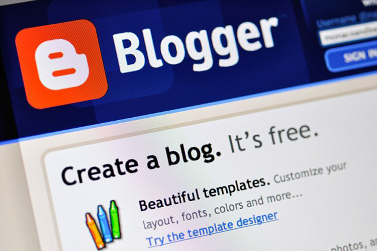 Blogger Canonical Url Tag