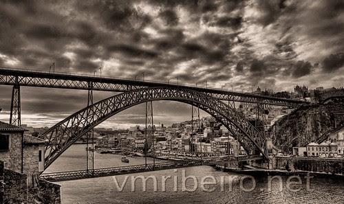 Ponte D. Luis I (sp) by VRfoto