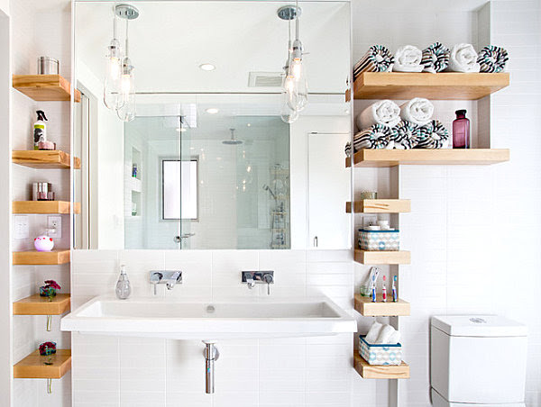 Best Home Ideas For Bathroom Storage