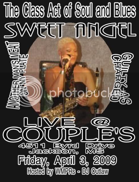 SWEET ANGEL AT COUPLE'S, JACKSON, MS