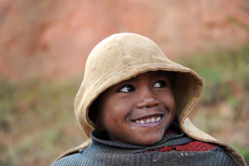 Betsileo child (explore)