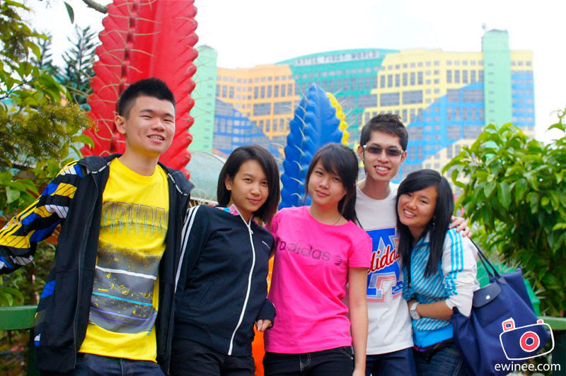 adidasNEO-in-Genting-group