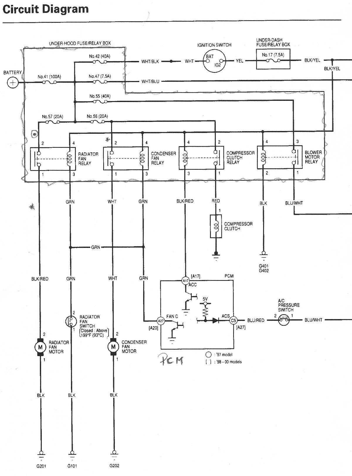 Honda Cr V Starter Wiring Diagram Wiring Diagram Motor A Motor A Frankmotors Es