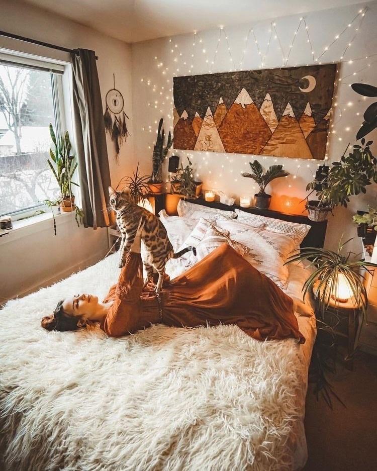 Tumblr Aesthetic Boho Aesthetic Bedroom Decor