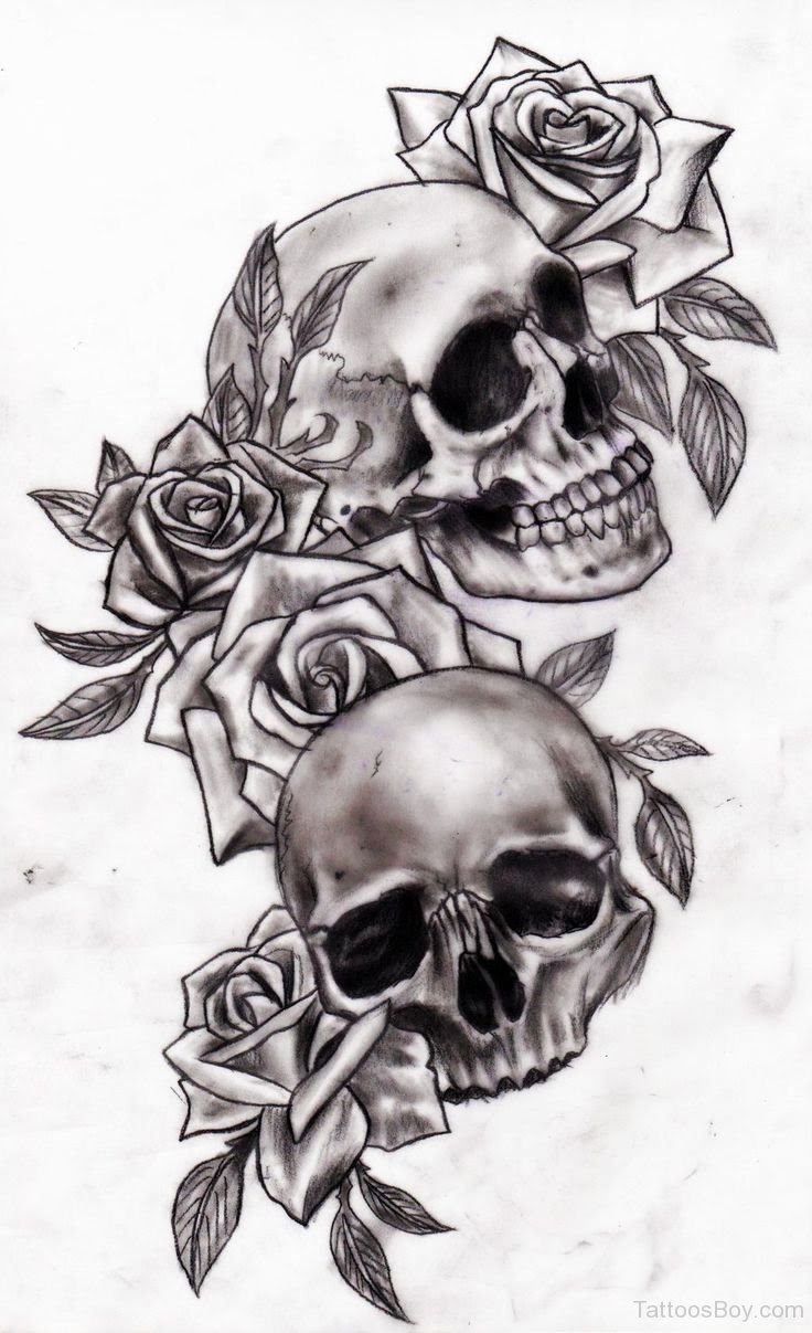 Skull Tattoos Tattoo Designs Tattoo Pictures Page 19
