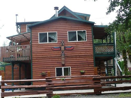 Ketchikan house