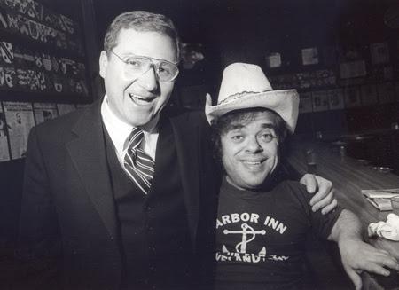 Dan Coughlin and Dennis Lustig