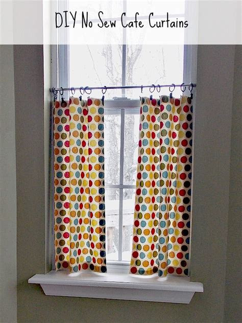 sweet parrish place diy  sew cafe curtains diy