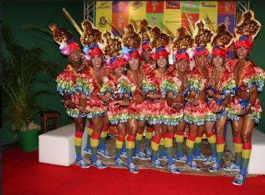 Bloco Muquiranas anuncia data de entrega das fantasias para Carnaval Salvador 2018