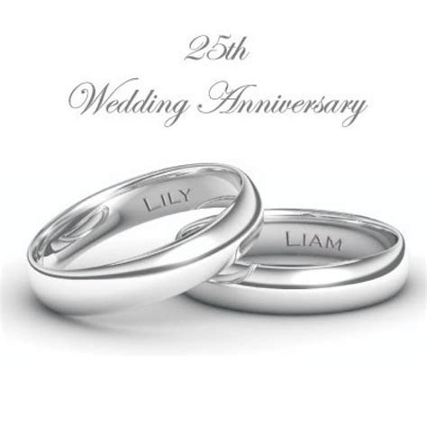 25 Photo of 25Th Anniversary Rings