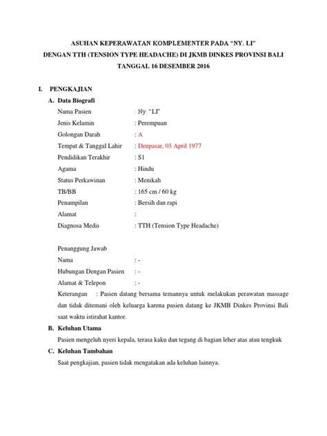 ASUHAN KEPERAWATAN KOMPLEMENTER PADA Ny.Li dengan TTH.docx