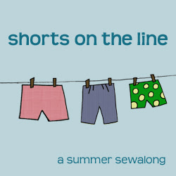 shorts on the line button