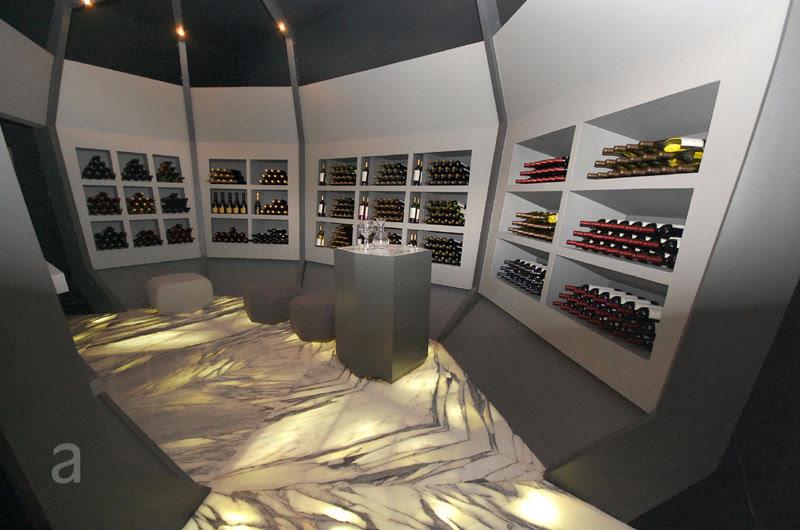 Casa FOA 2010, La Defensa, Espacio Nº 18 Cava - Marcelo Joulia, decoracion, muebles
