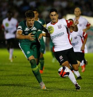 Chapecoense Paulista Copa São Paulo (Foto: Marcos Bezerra / Futura Press)